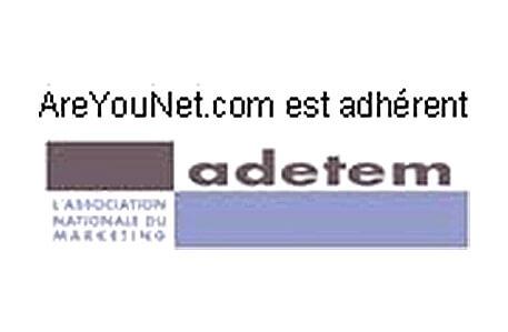 Actualité : AreYouNet.com rejoint l'ADETEM