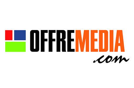 Actualité : Partenariat avec OFFREMEDIA.COM