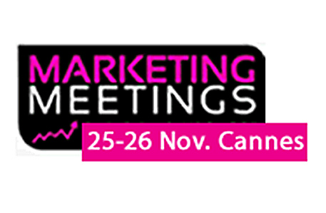 Actualité : [Save the date] Marketing Meetings 25-26 Nov.