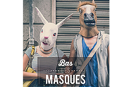 Actualité : [Site web] Bas les masques