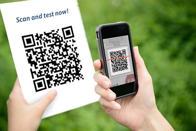 Diffusez votre questionnaire en ligne par QR Code