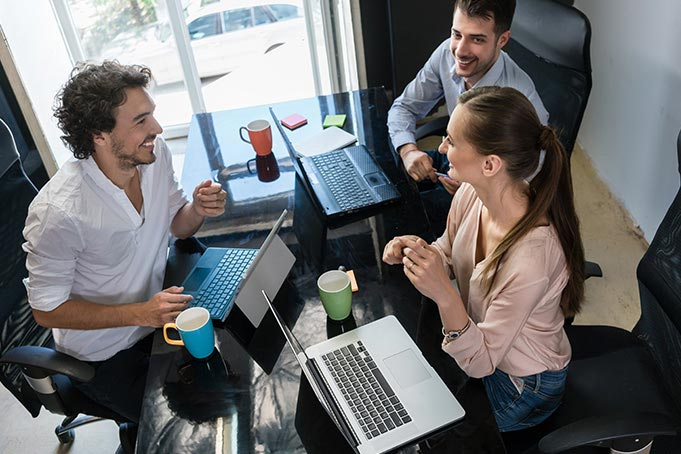 Online marketing studies