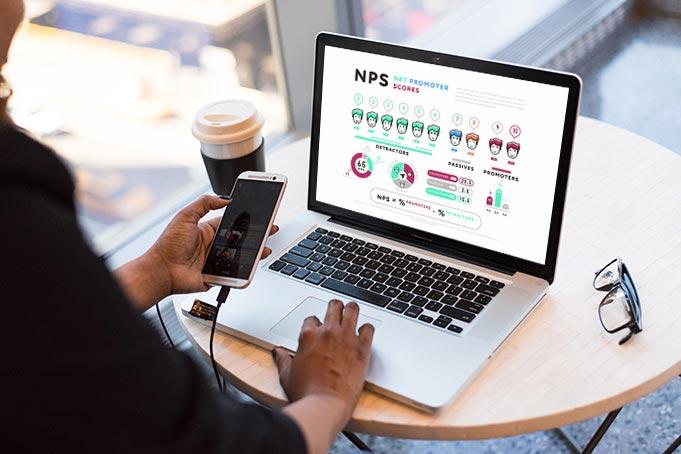 Qu'est-ce qu'on mesure avec le Net Promoter Score ?