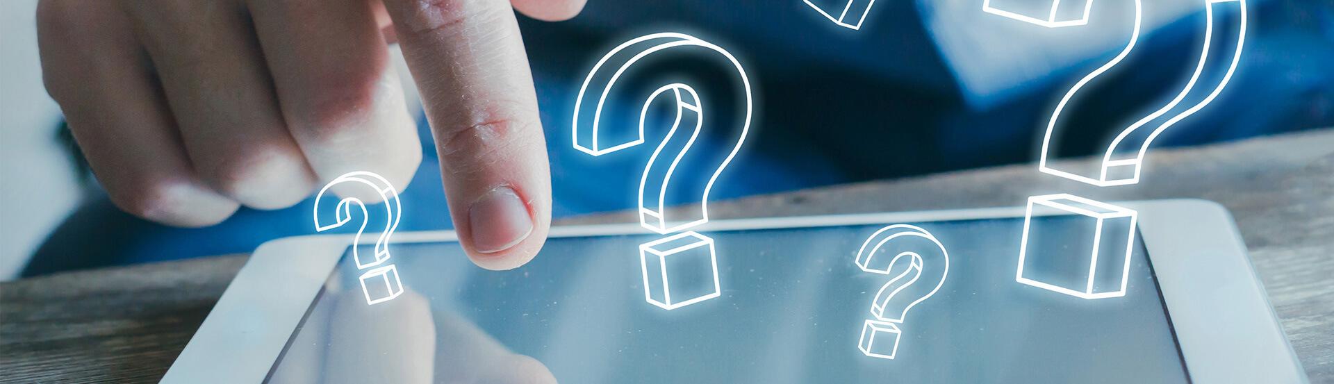 QR Code pour enquêtes en ligne