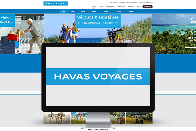 Case study n°1 - Havas Voyages