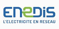 Logo Enedis ERDF