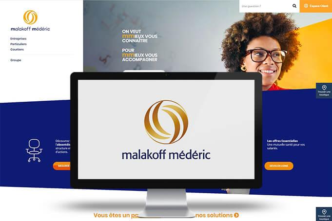 Le Client: Groupe Malakoff Médéric