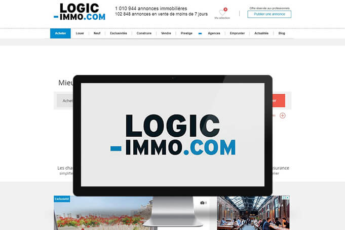 The client : Logic-Immo.com