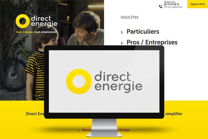 Groupe Direct Energie
