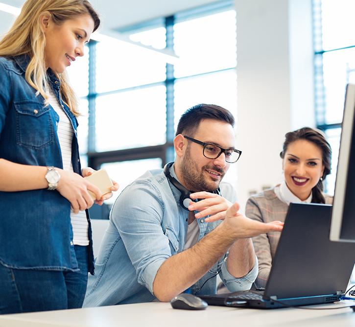 Nos solutions d'enquêtes d'évaluation des supports informatiques