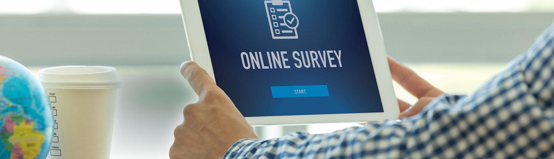 Guide for successful surveys