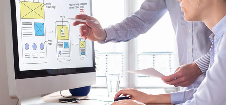 Solutions for optimizing website ergonomics