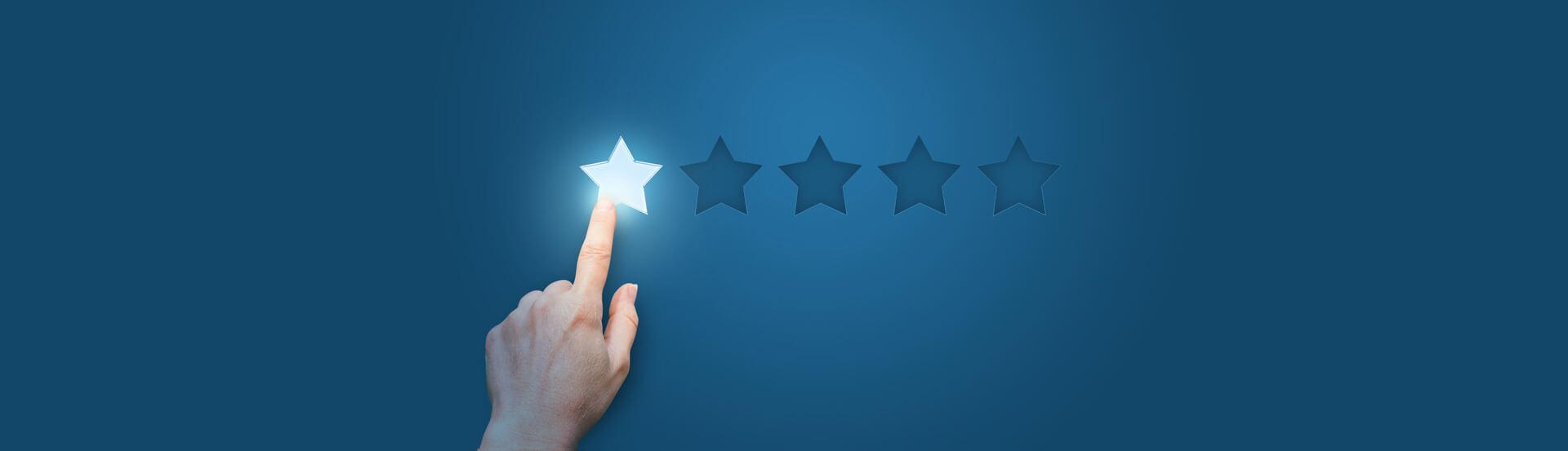 Website visitor feedback