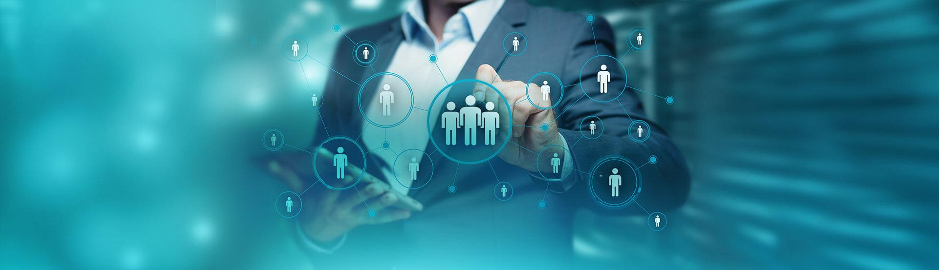 Online survey : Human ressources