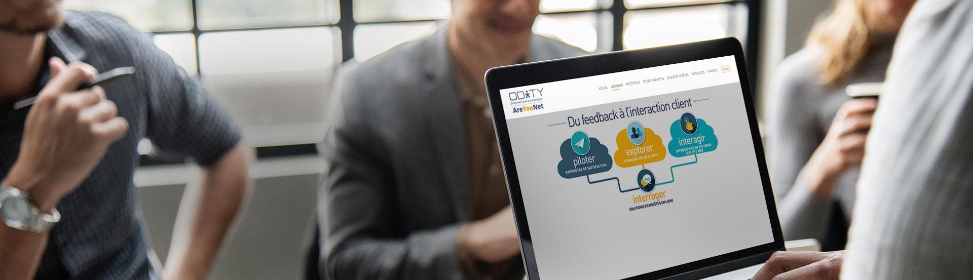 La puissance en toute simplicité : un écosystème de logiciels enquête en ligne
