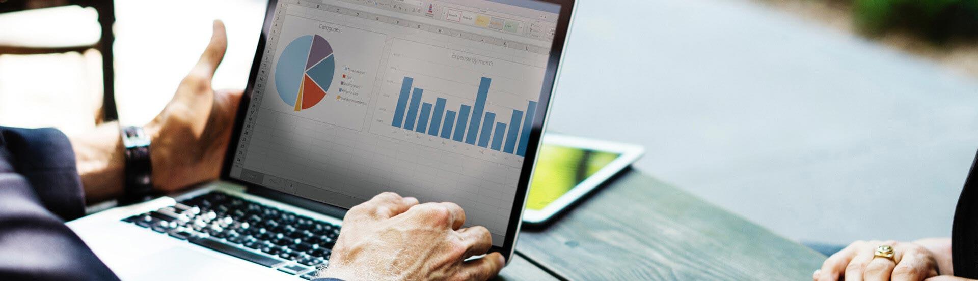 Logiciel traitement de données statistiques